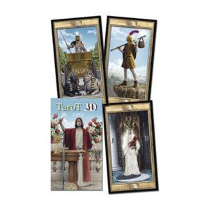 3d grand trumps tarot cards