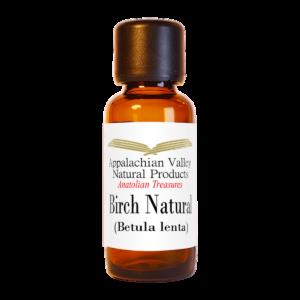 birch natural essential oil