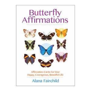 butterfly affirmations oracle deck