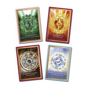 crystal mandala oracle deck