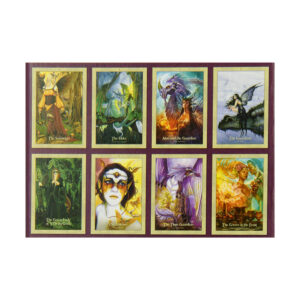 oracle of the dragonfae oracle cards