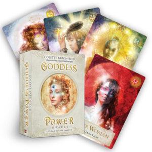 goddess pocket power oracle cards