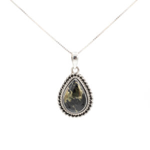 healers gold pendant