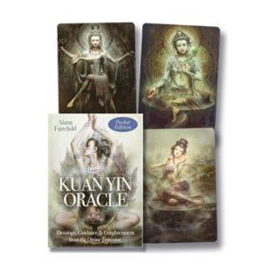 kuan yin pocket oracle cards