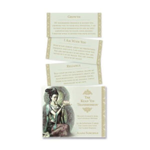 kuan yin transmission oracle cards
