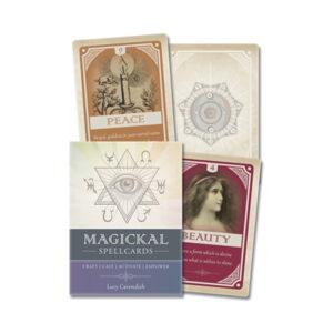 magickal spellcards oracle