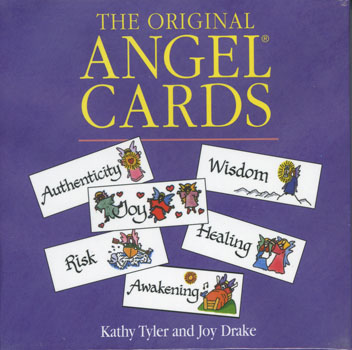 angel cards oracle cards