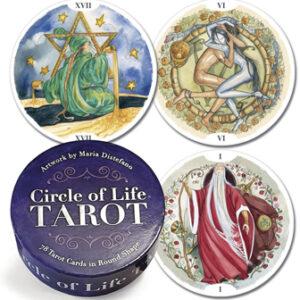 circle of life tarot decks