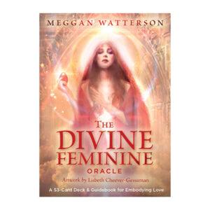 divine feminine oracle cards
