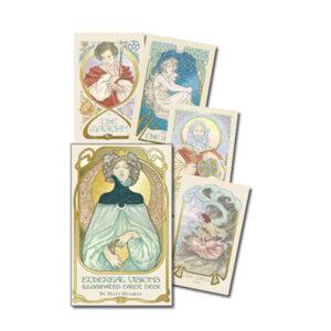 ethereal tarot decks