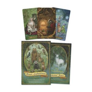 forest enchantment tarot deck