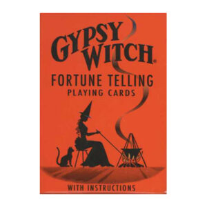 gypsy witch fortune telling oracle cards