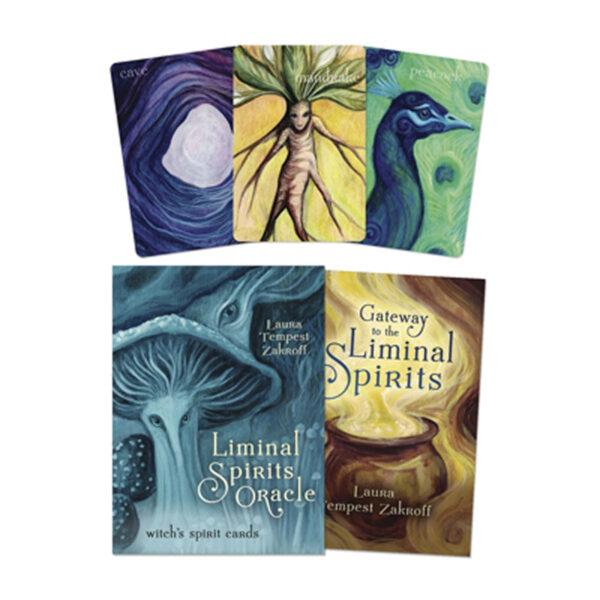 liminal spirits oracle cards