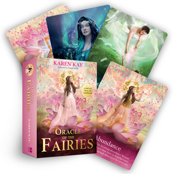 oracle of the fairies oracle cards