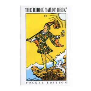 rider waite pocket tarot decks