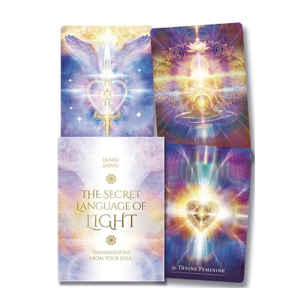 secret language of light oracle cards