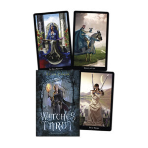 witches tarot decks