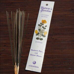 incense natures garden lavender
