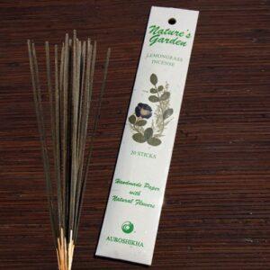 incense natures garden lemongrass