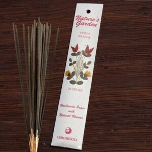 incense natures garden opium