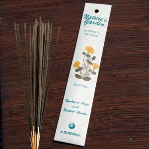 incense natures garden patchouli