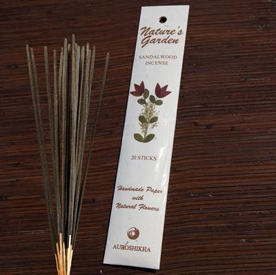 incense natures garden sandalwood