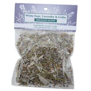 zenature white sage lavender cedar